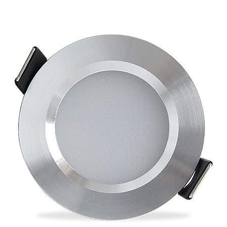 Lyuez Acero inoxidable LED de alta potencia Embedded fondo del ...