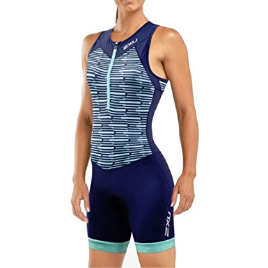 2XU UK Traje de triatlón Activo para Mujer Wt5546d, Mujer ...