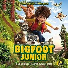 Bigfoot Junior: Das Original-Hörspiel zum Kinofilm Hörspiel von Thomas Karallus Gesprochen von: Tom Beck, Lukas Rieger