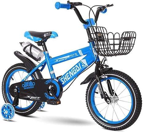 K-G Bicicleta Infantil Niños Bici del niño con la Botella de Agua ...