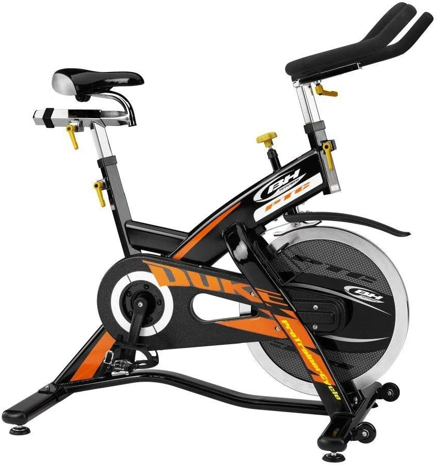 BH Hipower Bicicleta Indoor Duke: Amazon.es: Deportes y aire libre