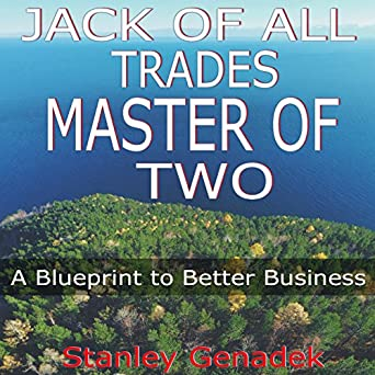 Amazon jack of all trades master of two a blueprint to better jack of all trades master of two a blueprint to better business malvernweather Images