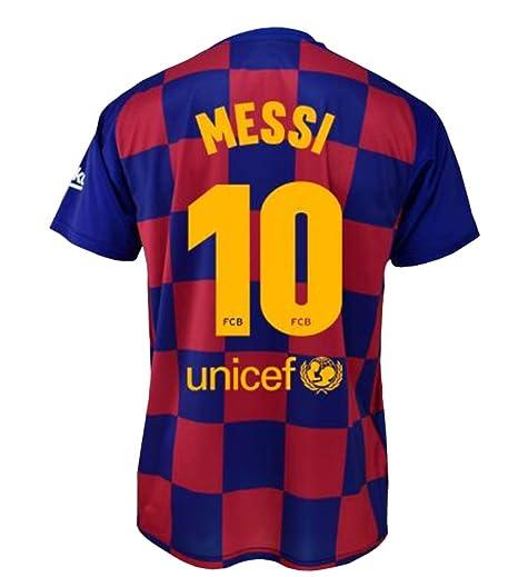 Camiseta 1ª equipación FC. Barcelona 2019-20 - Replica Oficial con ...
