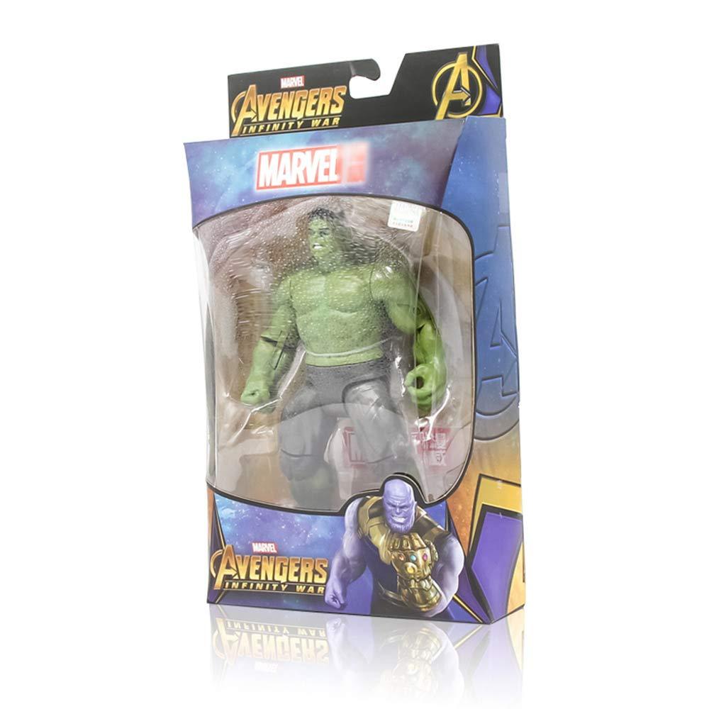 MKKSB Leyendas de Marvel, Juguetes de Hulk, Figuras de ...