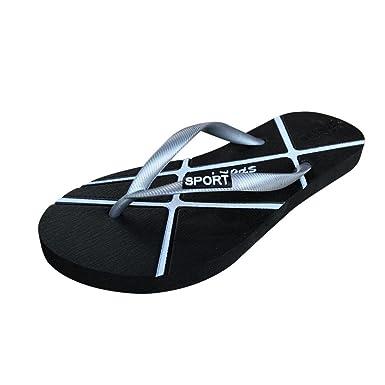 a507f5f36ca2af OVERDOSE Tongs Unisexe, Été Plage Sandales Plates Homme Femme Mules  Slippers Flip-Flops Chaussures: Amazon.fr: Vêtements et accessoires