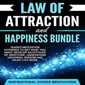 Law of Attraction and Happiness Bundle Audiobook