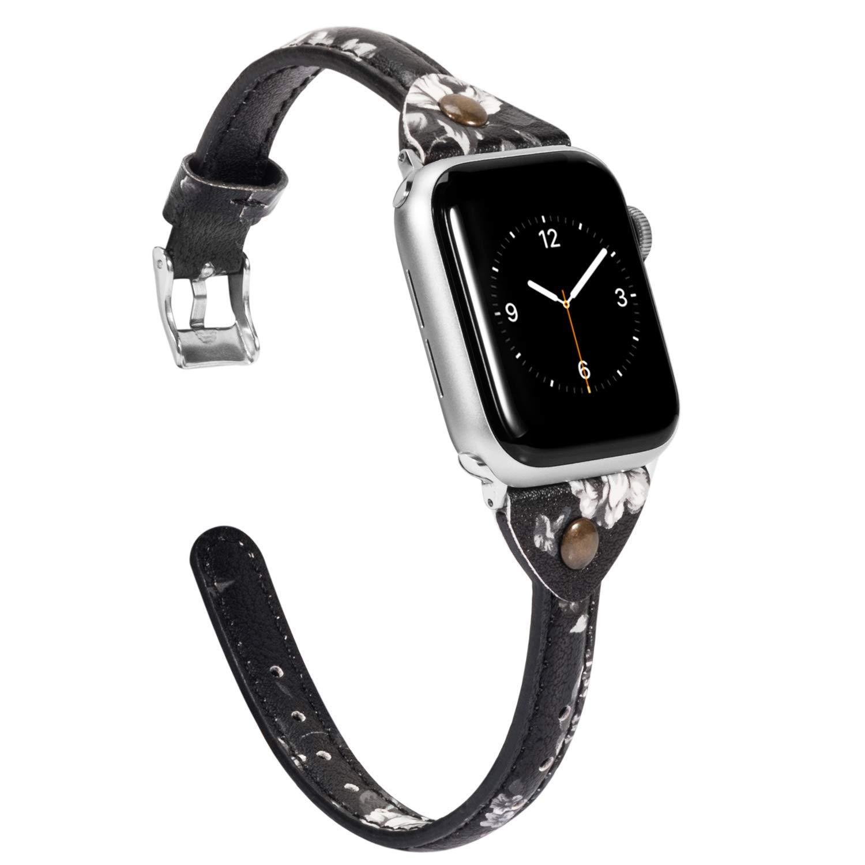 Malla Cuero para Apple Watch (38/40mm) WEARLIZER [7SQWVQ3Z]