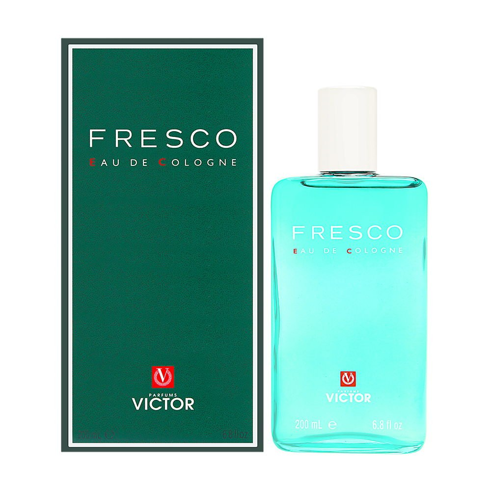 Amazon.com : Fresco FOR MEN by Parfums Victor - 6.7 oz EDC Splash : Beauty