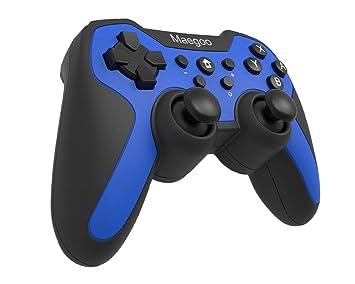 Controlador inalámbrico Nintendo Switch, Maegoo Bluetooth Remote Wireless Pro Controller Gamepad Joypad que admite la función Gyro Axis y Dual Shock