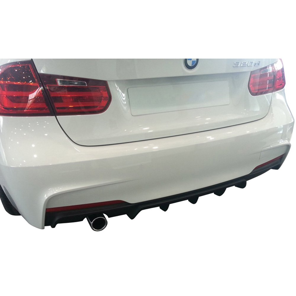 Amazon Com Rear Diffuser Fits 2012 2018 F30 M Performance Style
