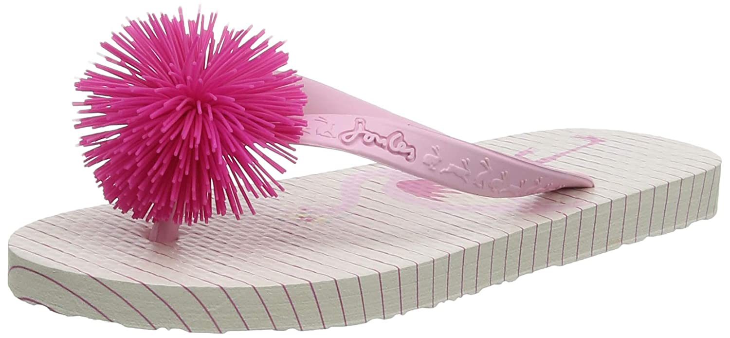 a2dc1edfa70269 Joules Girls Flip Flops  Amazon.co.uk  Shoes   Bags