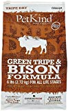 Petkind Green Tripe and Bison Formula 6 Pounds