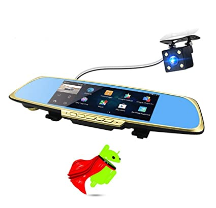 Anstar Car DVR 6  86 Inch Touch Screen Navigator 1GB and