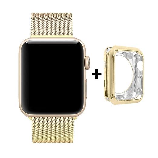 7 opinioni per Cinturino e Custodia per Apple Watch