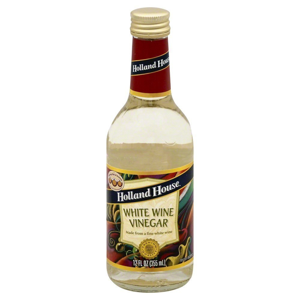 Holland House Vinegar Wine White by Holland House