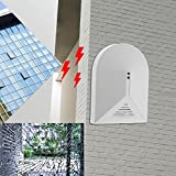 Whitelotous Security Window/Door Alarm Wired