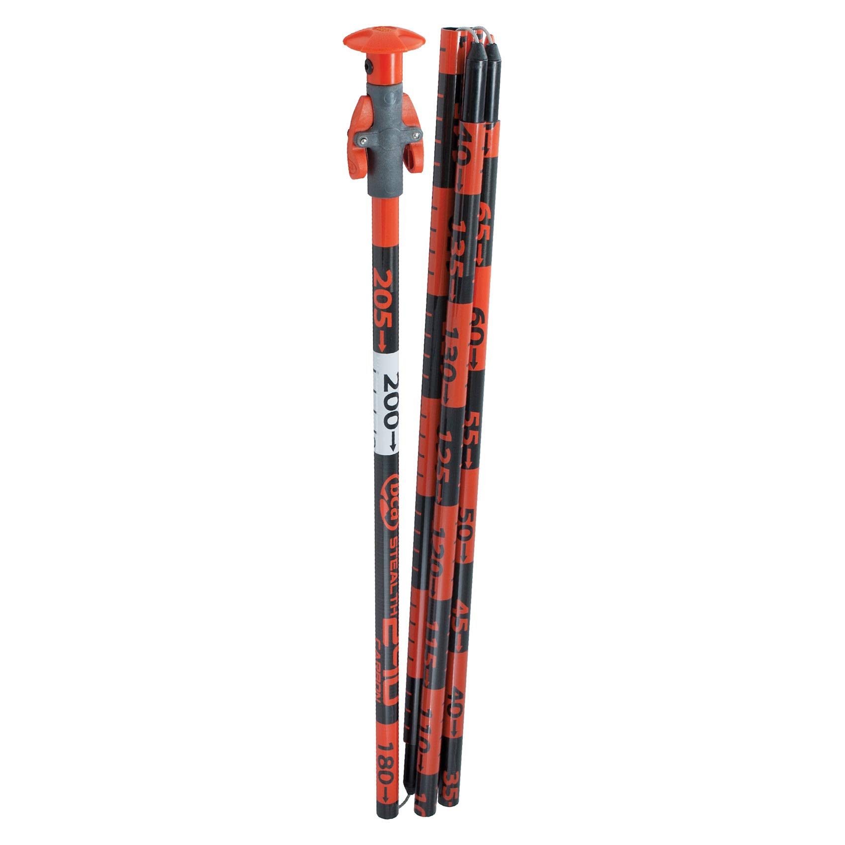 Backcountry Access BCA Stealth 240 Carbon Probe - 240cm - Orange by Backcountry Access