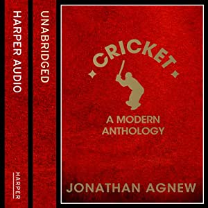 Cricket: A Modern Anthology Audiobook