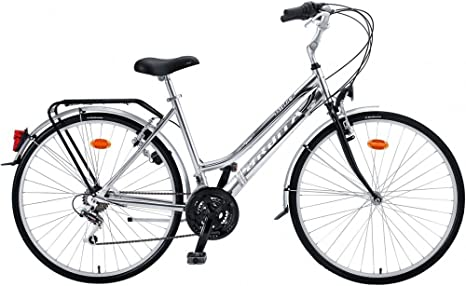 Bicicleta Urbana Orbita Estoril II M28 6v: Amazon.es: Deportes y ...