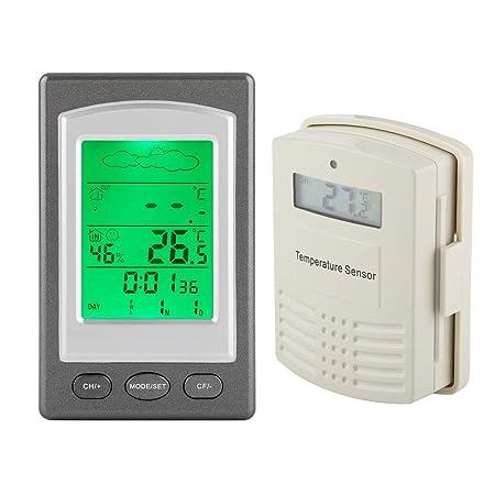 Termómetro para refrigerador LCD Termómetro digital para ...