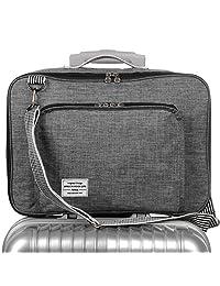 Arxus New Type Multifunctional Fashion Travel Duffel Storage Bag Water Resistant Nylon (Black)
