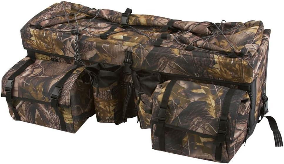 Rage Powersports Camouflage ATV Cargo Rear Rack Gear Bag