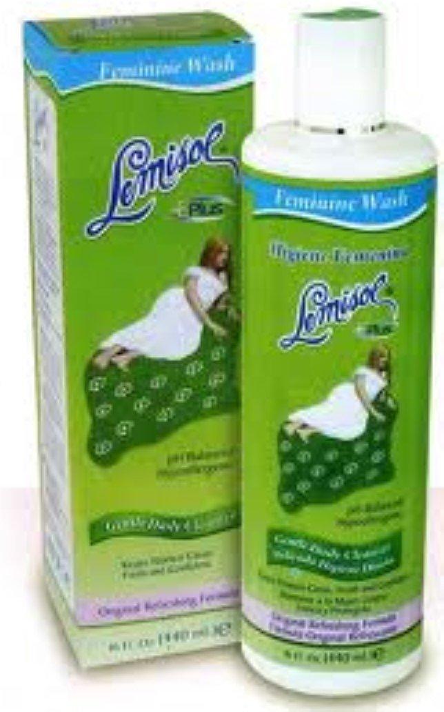 Lemisol Plus Feminine Wash 16 oz (Pack of 7)