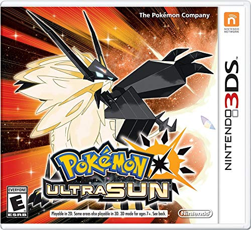 Pokémon Ultra Sun - Nintendo 3DS (Pokemon Sun And Moon Best Pokemon Game)