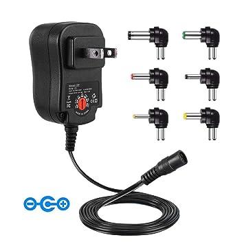 Amazon.com: ikoco 12 W adaptador cargador universal ...