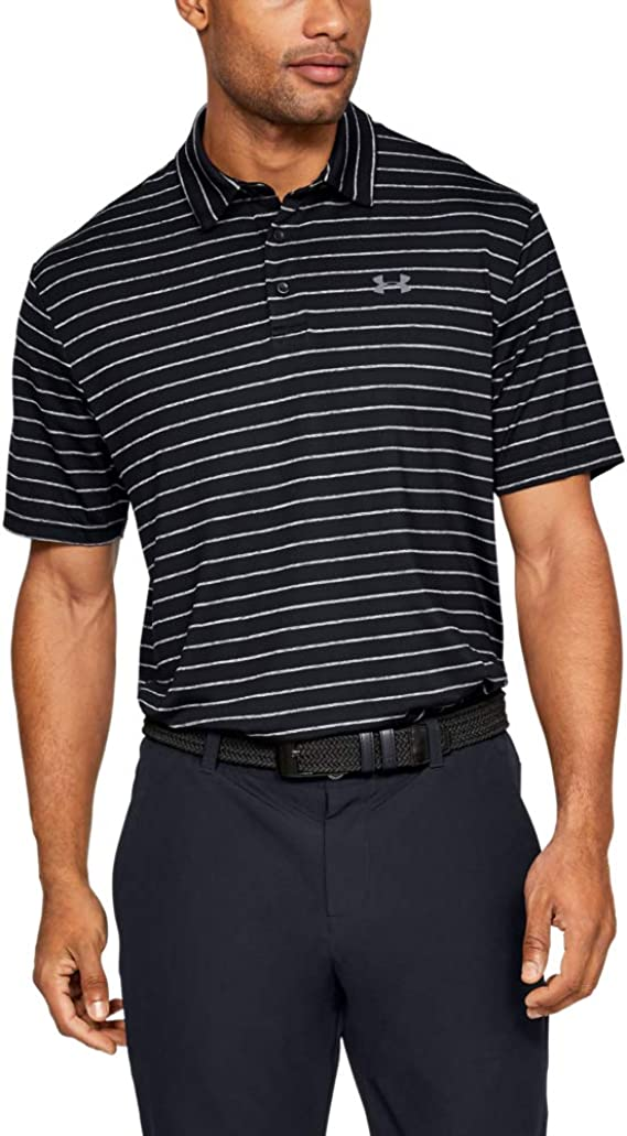 Polo T Shirt Polo Tee for Sports Under Armour Men Playoff 2.0 1//4 Zip