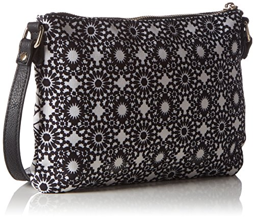 Bag Desigual Tropica Cross Black Eixample Womens Toulouse body black qqxTYSP