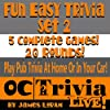 Fun Easy Trivia Set 2