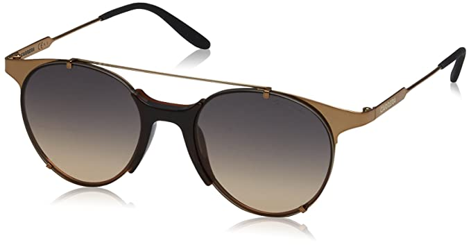 Unisex-Adults 128/S NR Sunglasses, Matt Black, 52 Carrera