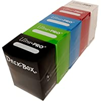 Ultra Pro Sturdy Deck Boxes (5 Set)