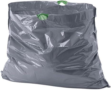 Ikea Forslutas Bolsas De Basura Gris 20 Unidades 302 575 41 Tamaño 6 Galones Home Kitchen