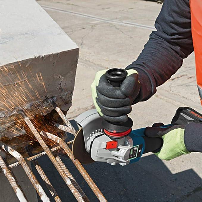 L-Boxx 06019g3400 Bosch Batterie-Angle Meuleuse GWS 18v-125 SC SOLO