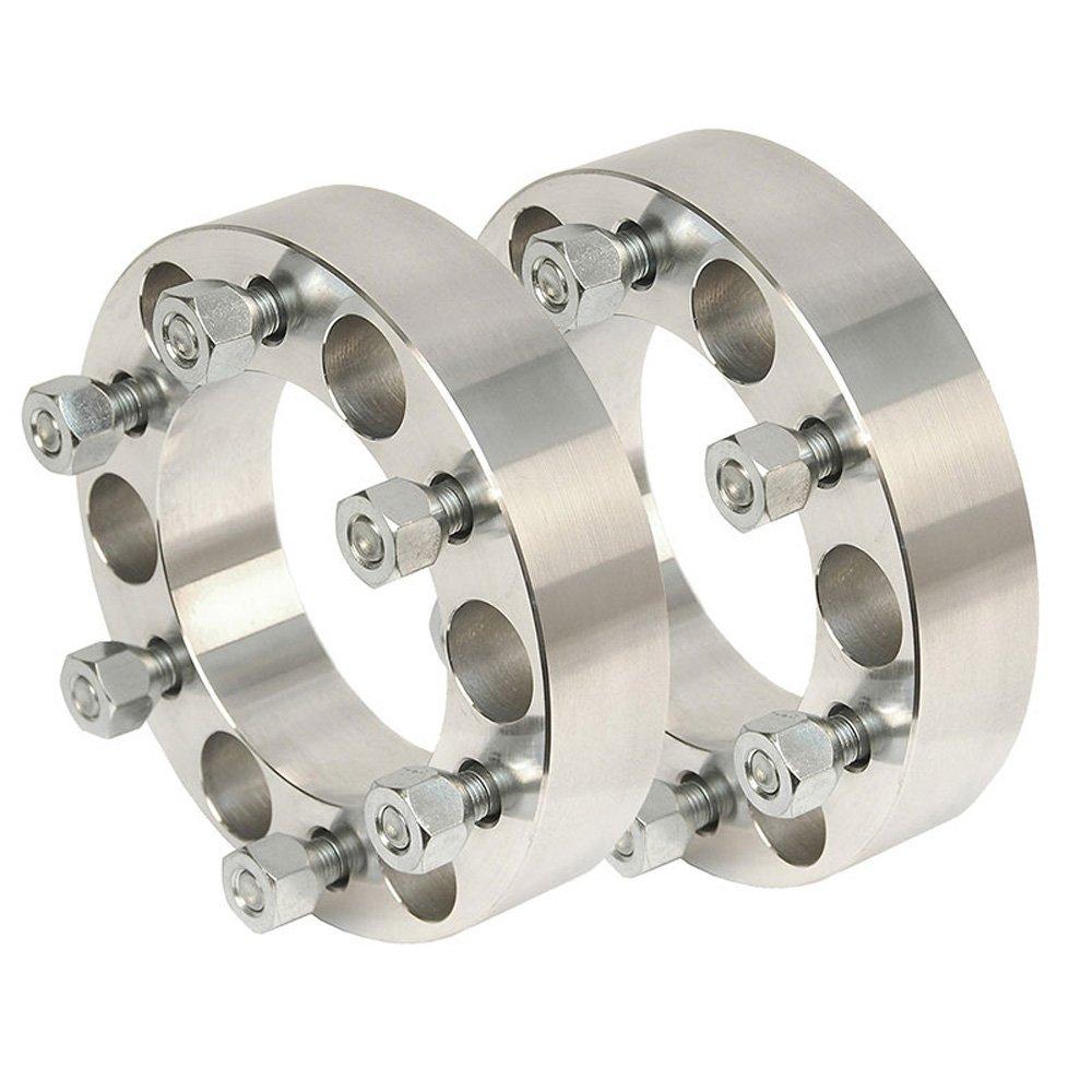 Elargisseurs de voie en acier pour Serie 4 / 6 / 7 / 8 / 9 (entraxe : 6x139.7 / largeur : 30mm) Leader4x4