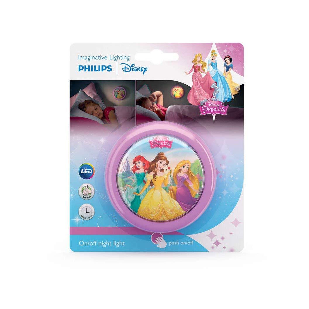 Amazon.com: Philips Disney Princess Batería LED alimentada ...