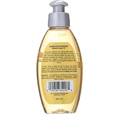 Amazon.com: Aceite De Argan Para La Cara Cabello Piel Y Unas - 100% Natural Organico Marroqui Puro - Completamente Garantizado!: Beauty