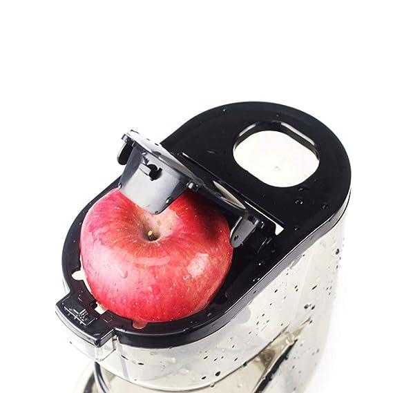 Compra DYY Exprimidor automático Casa Multifunción Diámetro Grande Fruta y verdura Jugo de separación Máquina de Jugo de separación Máquina de Leche de Soja ...