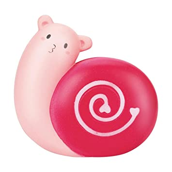 Squeeze Cute Snail Slow Rising Squeeze Cream Scented Decompression Toys Stress Relief Toys Kids Adult Toy Stress Reliever Decor Welding & Soldering Supplies