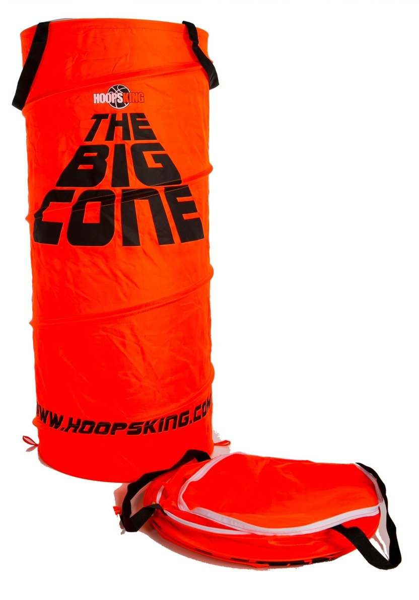 The Big Cone Sports Cone, Large Sports Cone for Basketball, Soccer,& More HoopsKing
