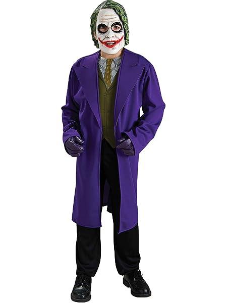 Rubies - Disfraz de Joker de Batman Arkham City y máscara para ...