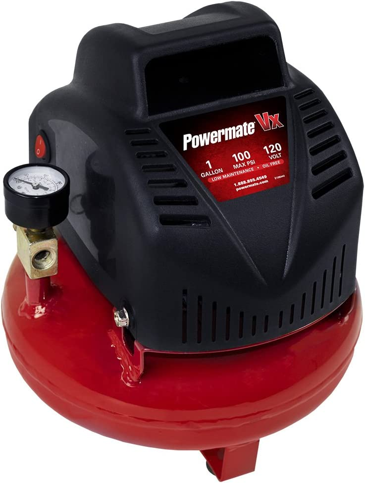 PowerMate Vx VNP0000101.01 1 gallon Pancake with Accessory Kit