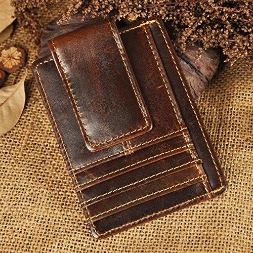 Review Le'aokuu Genuine Leather Magnet