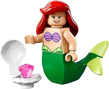 New Lego Minifigures Series Disney 71012 Ursula