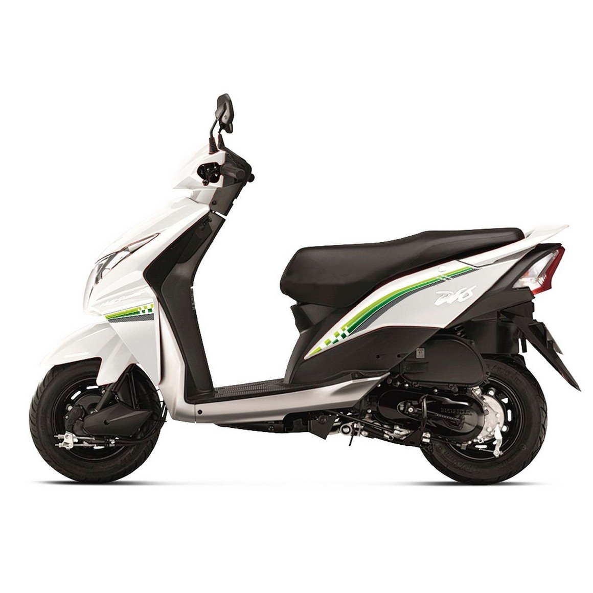Autographix glory graphic decals for honda dio set of 4 green amazon in car motorbike
