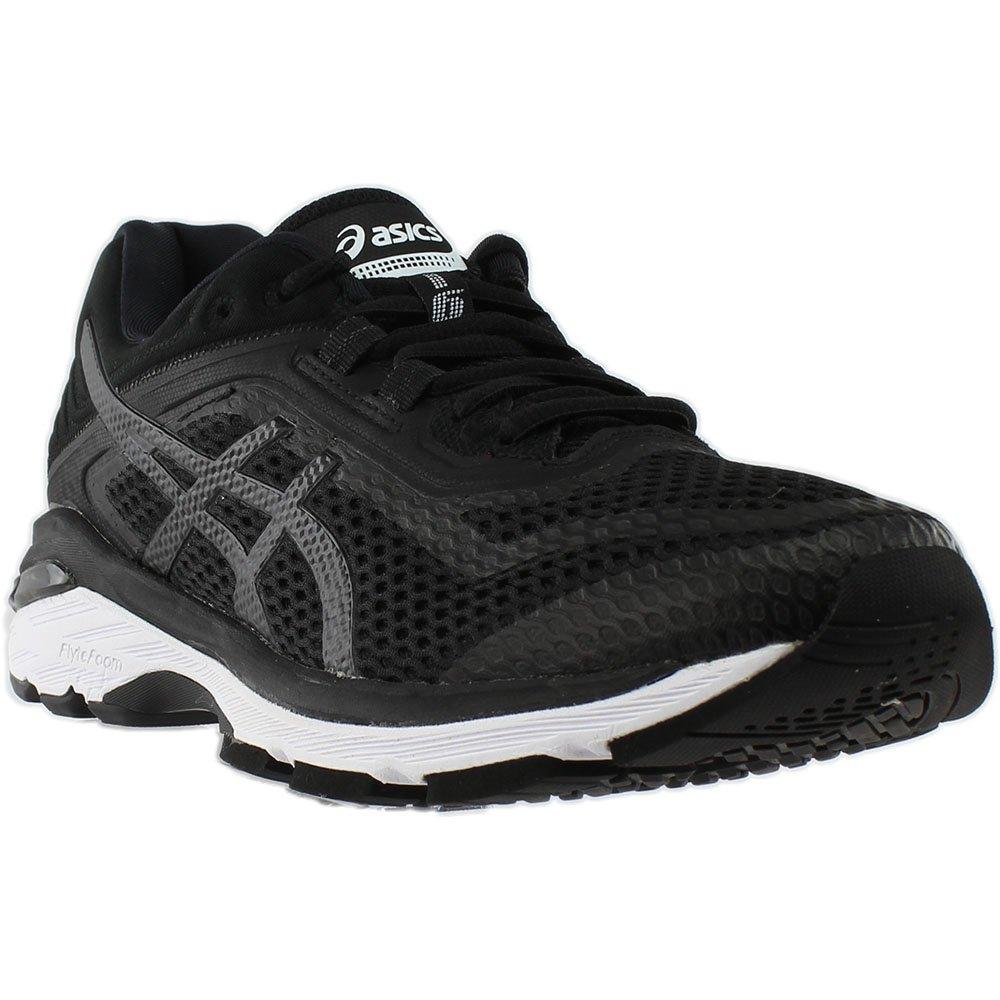 ASICS Women's GT-2000 6 Running Shoe B0711R9B9T 5.5 B(M) US|Black/White/Carbon