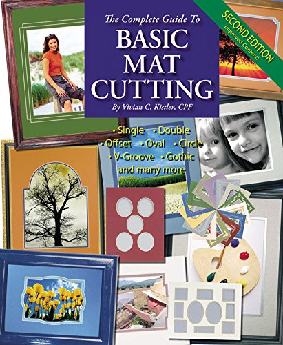 Darice Mats - Logan Graphic Products 238 Basic Mat Cutting Book