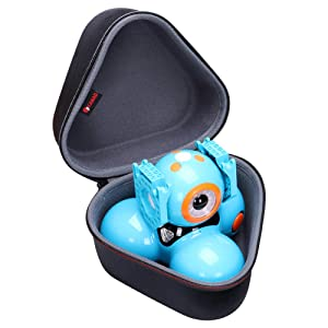 XANAD Case Compatible with Wonder Workshop Dash Robot Storage Carrying Travel Bag